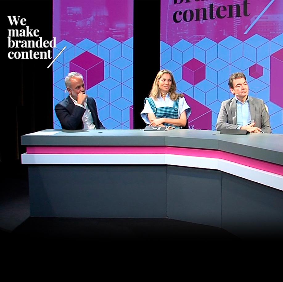 «We make branded content» reúne a los principales agentes de la creación de contenidos