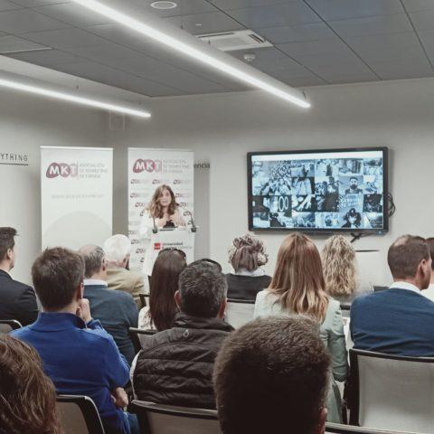 Organizamos «La tienda del futuro» junto con la Asociación de Marketing de España