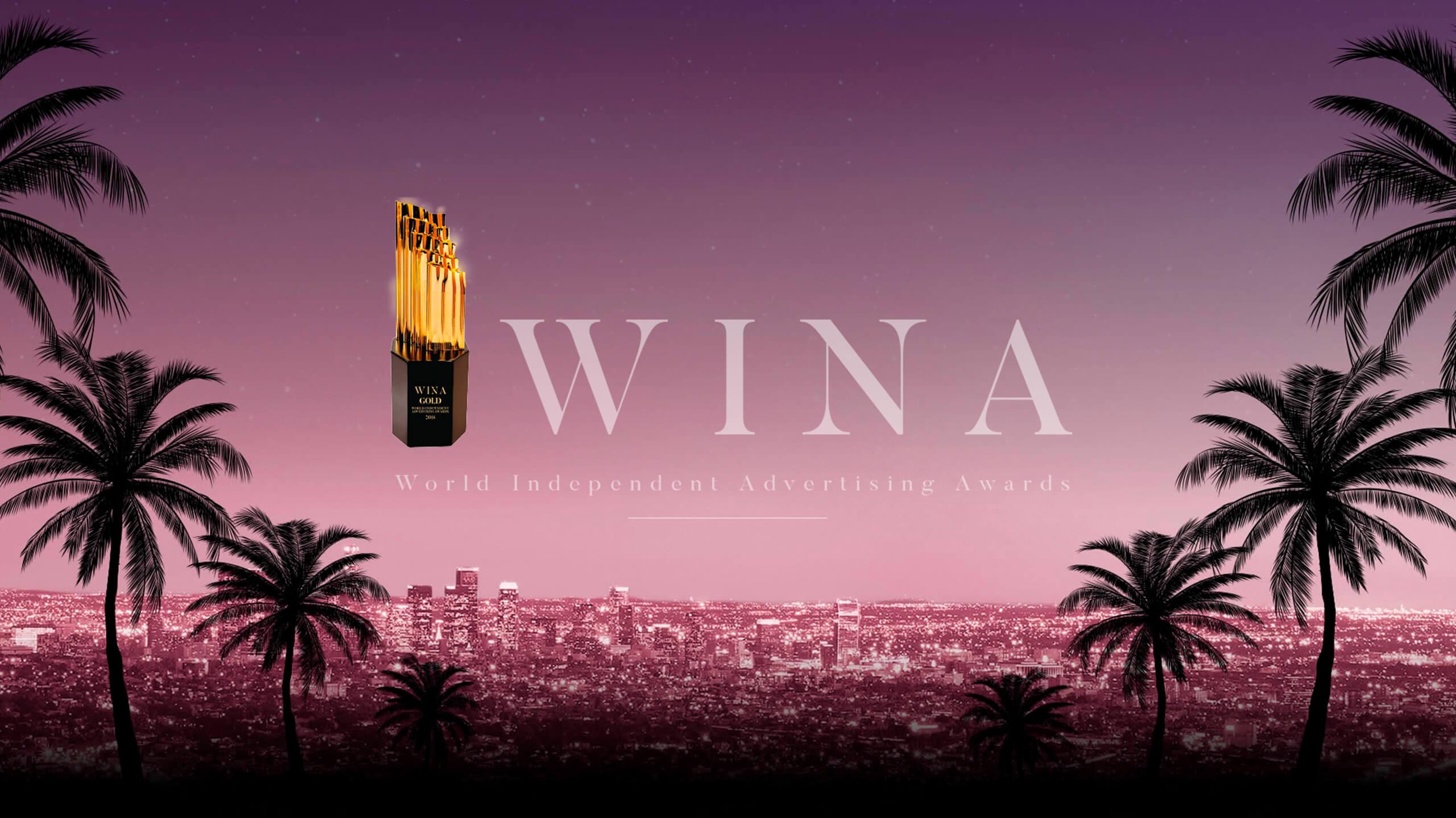 Triunfamos en los Wina Awards por partida doble